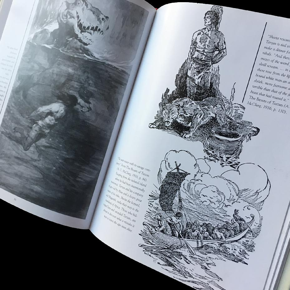 Grand Master of Adventure: the Drawings of J. Allen St. John