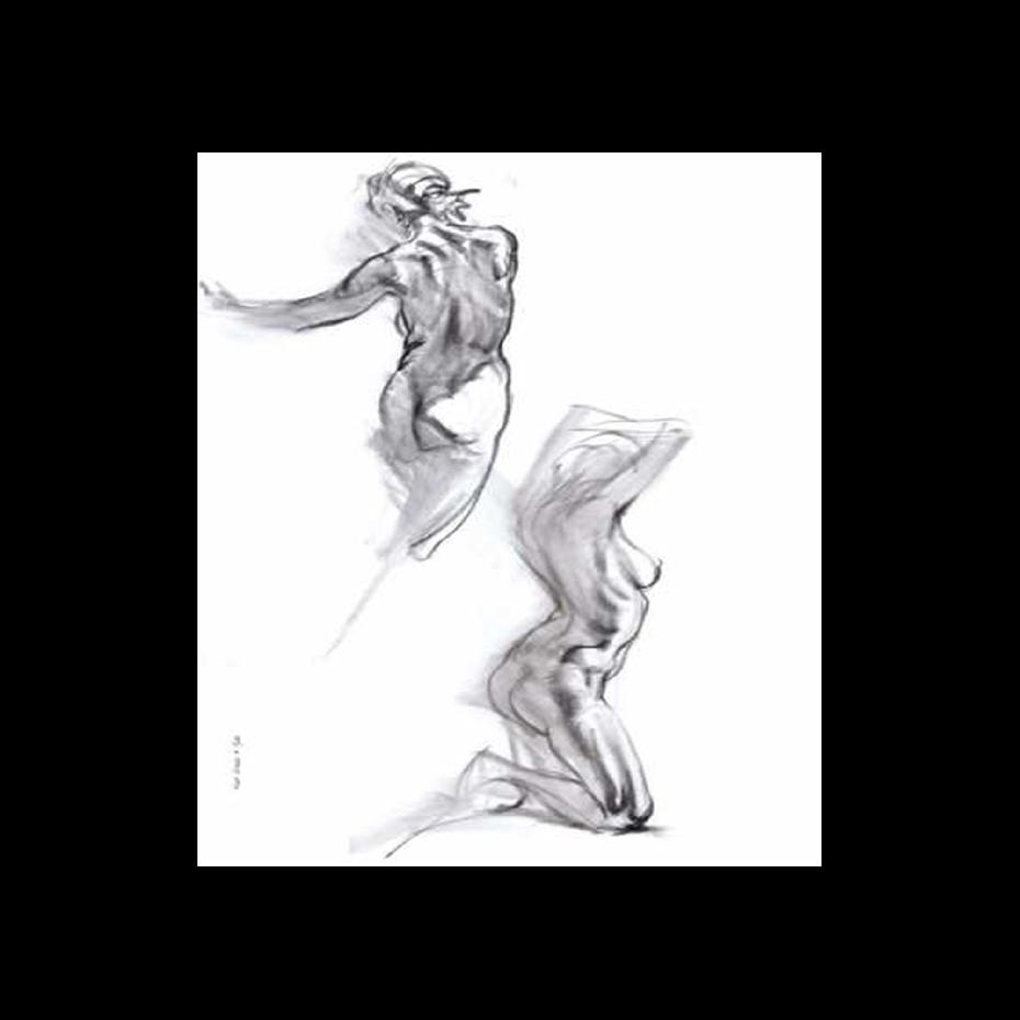 Spirit and Force in Figure Drawing