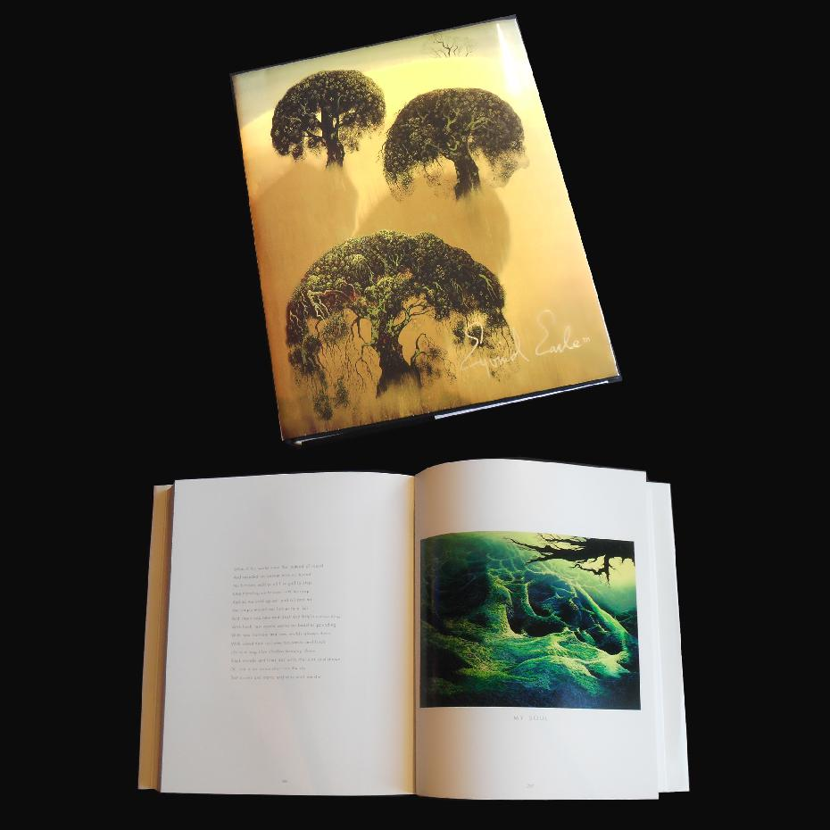 The Comp Graphics of Eyvind Earle, Vol 2: 1991-2000