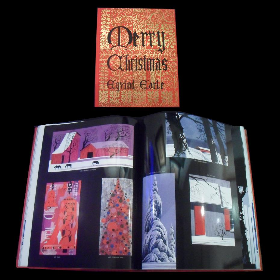 The Complete Christmas Card Art of Eyvind Earle