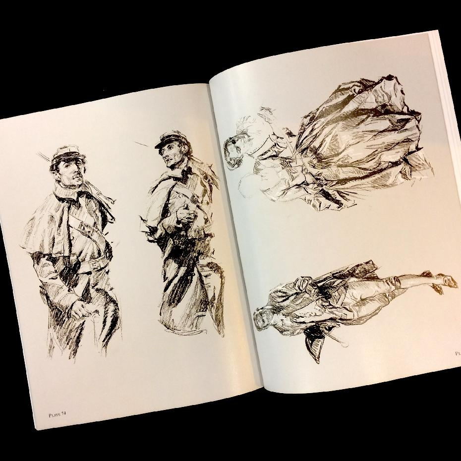 An Illustrator's Sketchbook : Master Drawings from the Model