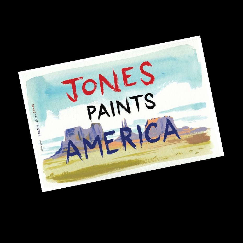 Jones Paints America