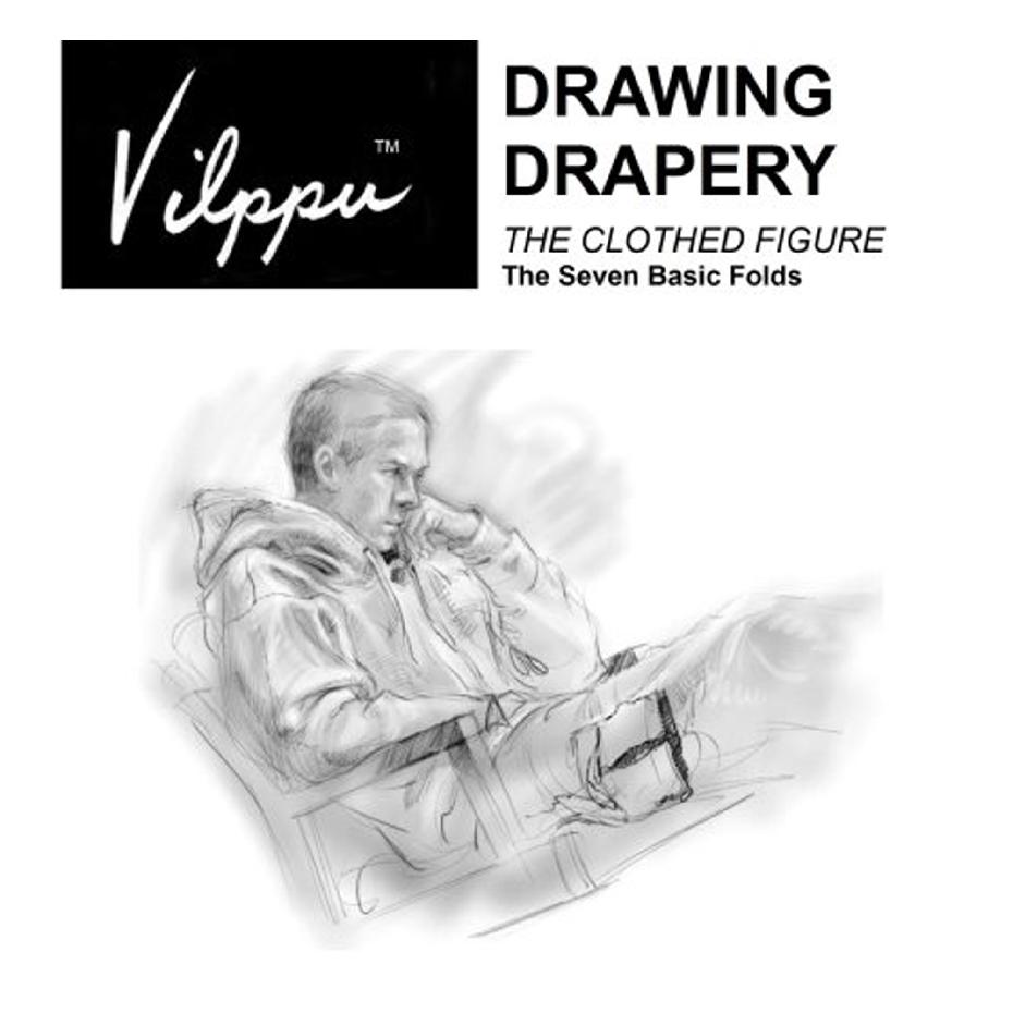 Drawing Drapery: The Clothed Figure, The Seven Basic Folds