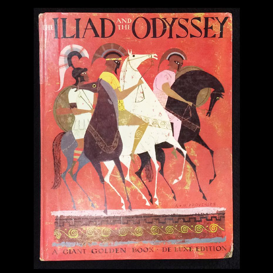 The Iliad and the Odyssey (RARE)