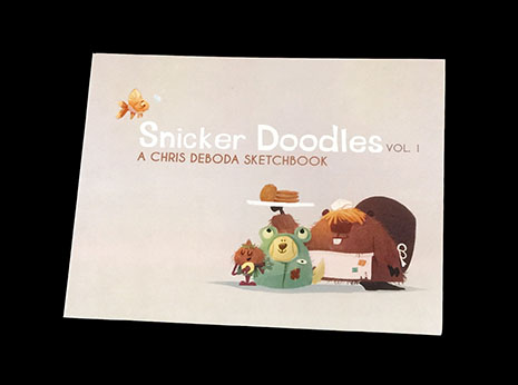 Snicker Doodles: Vol. 1