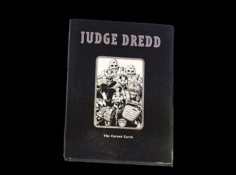 Judge Dredd The Cursed Earth