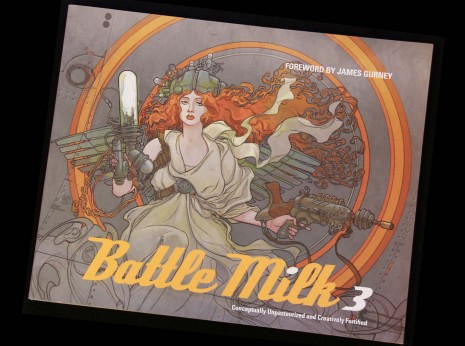 Battle Milk 3