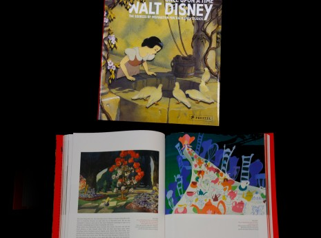 Once Upon A Time: Walt Disney- The Sources of Inspiration for the Disney Studios