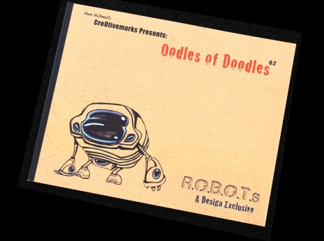 Cre8tivemarks Presents: Ooldes of Doodles 02