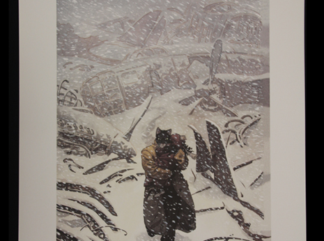 Blacksad Snow