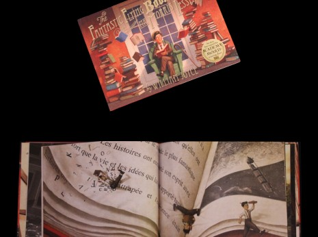 The Fantastic Flying Books of Mr. Morris Lessmoore