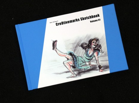 Cre8tivemarks Sketchbook Vol. 1