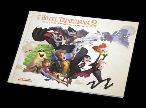 The Art of Hotel Transylvania 2