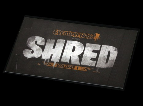 Shred Volume 1