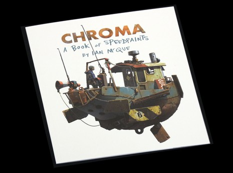 Chroma: A Book of Speedpaints