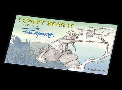 I Can't Bear It: The Works of Phil Mendez