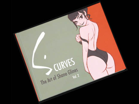 S Curves: The Art of Shane Glines, Vol. 2
