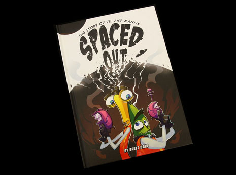 Spaced Out- The Story of Fil and Mantis