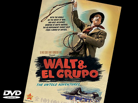 Walt & El Grupo: The Untold Adventure