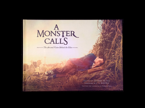 A Monster Calls: The Art and Vision Behind the Film