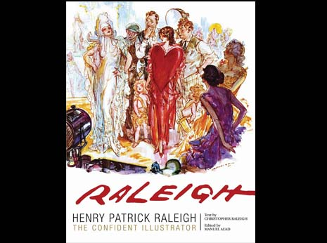 Henry Patrick Raleigh: The Confident Illustrator