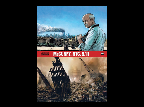 (Pre Order)McCurry NYC 911-English Edition