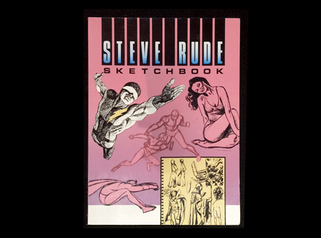 Steve Rude Sketchbook